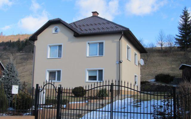Iftherm-stavba, zateplovanie rodinnych domov Bystra