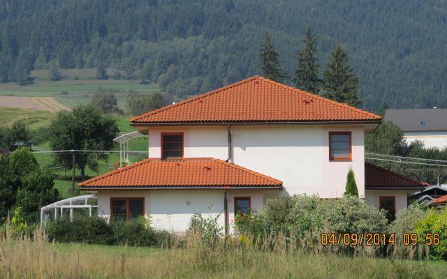 Iftherm-stavba, zateplovanie rodinnych domov Lehota