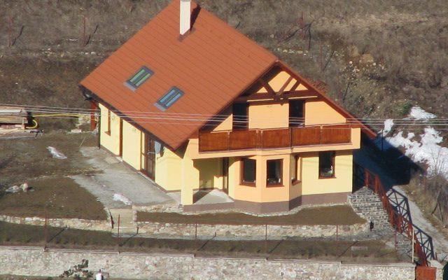 Iftherm-stavba, zateplovanie rodinnych domov Osrblie